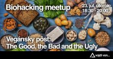 biohacking meetup vegan fasting