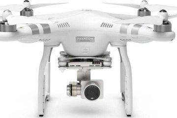 Ilustračný obrázok drona